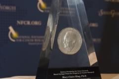 The prestigious 2016 Szent-Gyorgyi Prize Award