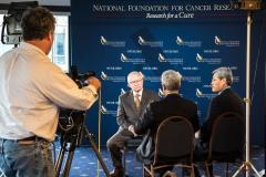 Behind the scenes interview with NFCR scientist, Dr. Daniel Von Hoff of TGen