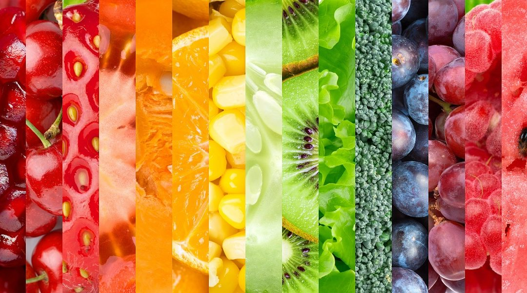 What's For Dinner? Taste the cancer-fighting power of the rainbow