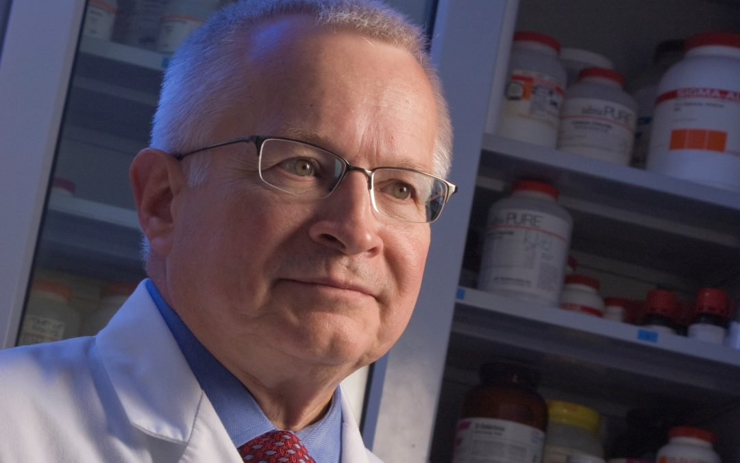 NFCR-Funded Scientist Selected as 'Giant of Cancer Care'