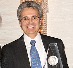 2009 Winner Ron DePinho