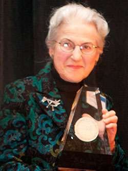 2011 Winner Beatrice Mintz