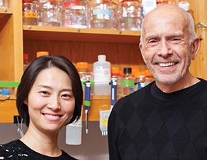 Xiang-Lei Yang, Ph.D. and Paul Schimmel, Ph.D.