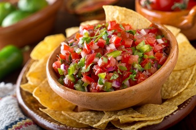 Simple, Sensational Cancer-Fighting Salsa
