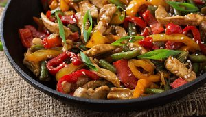 Healthy Teriyaki Stir Fry