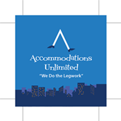 Accommodations Unlimited Logo