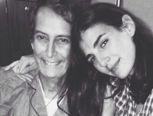 Father and Daughter Andy and Shaina Danziger