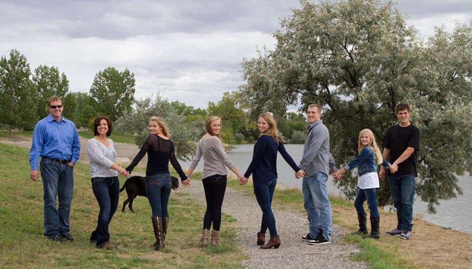 Bachini Family-Pic