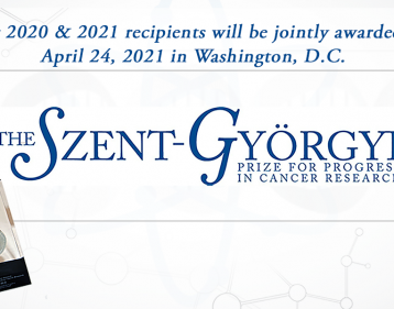 Szent Gyorgyi Prize Invite 2020 2021