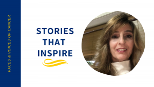 Faces & Voices of Cancer nurse jenny