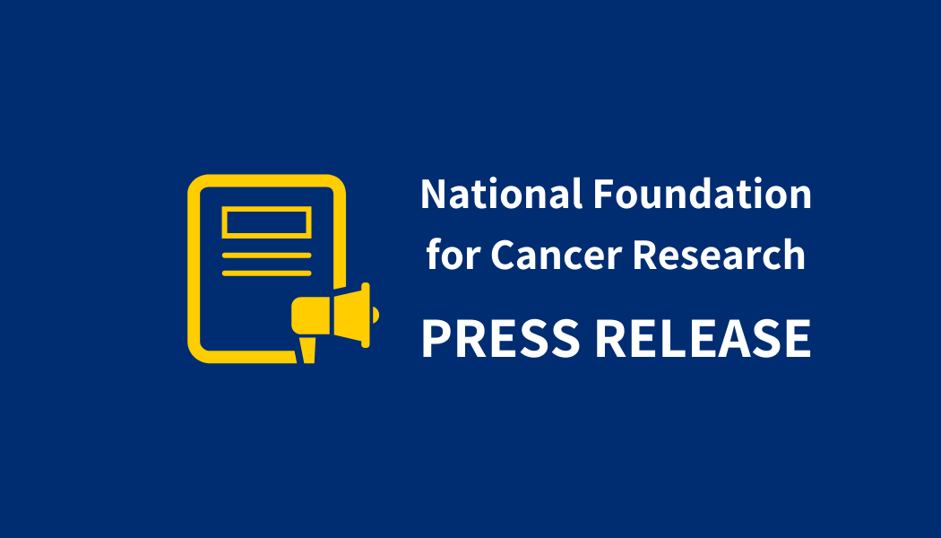 NFCR press release