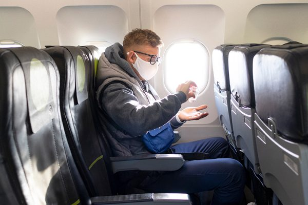 Safety Tips for Flying During COVID-19